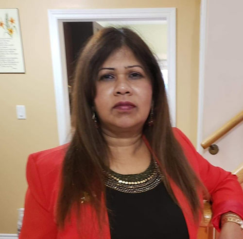 Rev. Farida Doodnauth photo